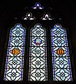 Holy Trinity Church Nuffield, Oxon, England - east stained glass window.jpg