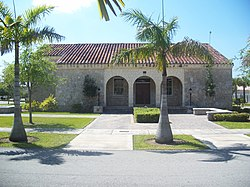 Homestead FL Downtown HD Bow Library01.jpg