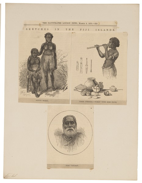 File:Homo sapiens - Fiji - 1873 - Print - Iconographia Zoologica - Special Collections University of Amsterdam - UBA01 IZ19500118.tif