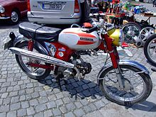 Yamaha Moped Images