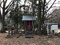 Honden of Kotohira Shrine near Hama-Shozumachi Hama-Kanayamachi Area.jpg