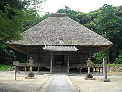 Honko-Temple Main Hall.JPG