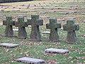 Hooglede Duitse militaire begraafplaats Kruisgroep.JPG