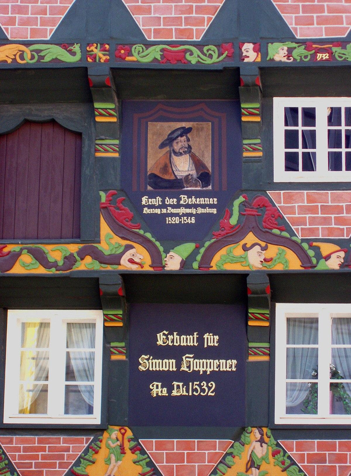 We Lüneburg