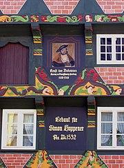 Hoppener Haus Inschrift-1