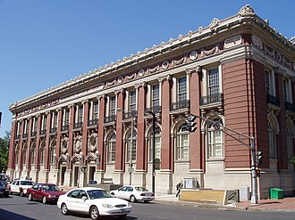 Horticultural Hall (Boston) - Image: Horticultural Hall, Boston, Massachusetts