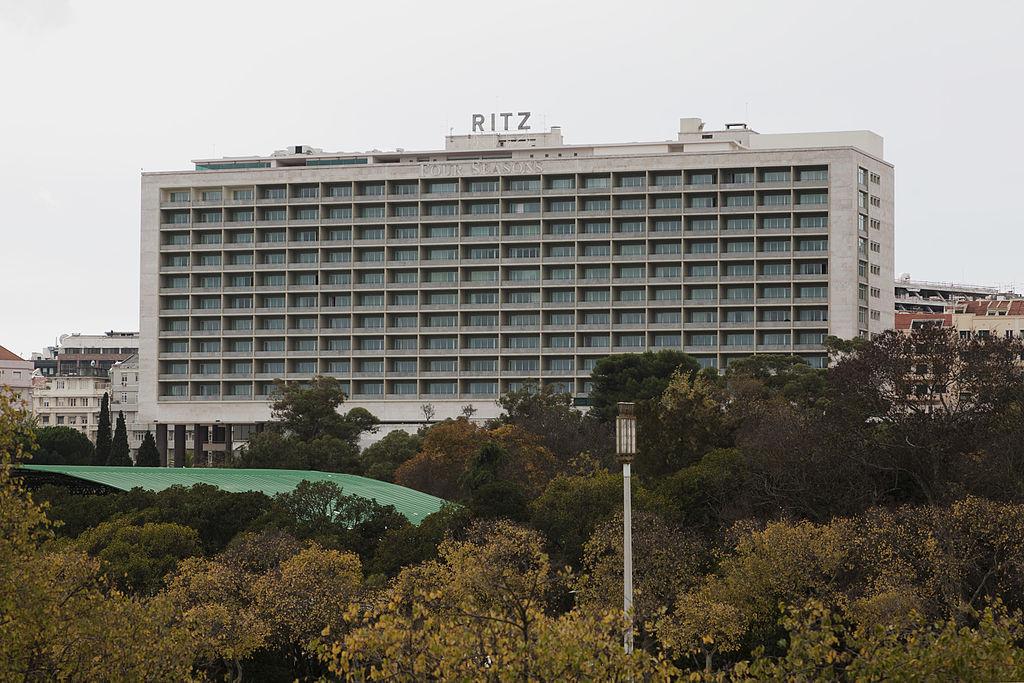 Hotel Ritz Lisboa 5529