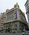 Hotel Tryp Cibeles (Gran Vía 34, Madrid) 02.jpg