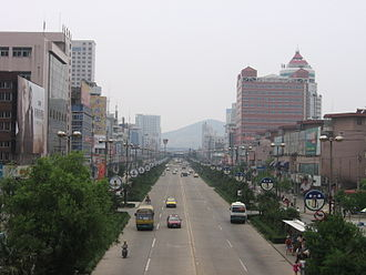 Huainan - Image: Huainan June 2005 02