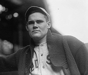 1921 Detroit Tigers season - Dutch Leonard