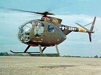 Hughes YOH-6A Cayuse US Army in flight.jpg