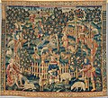 Hunting of Birds with a Hawk and a Bow (from the Hunting Parks Tapestries) MET DT297197.jpg