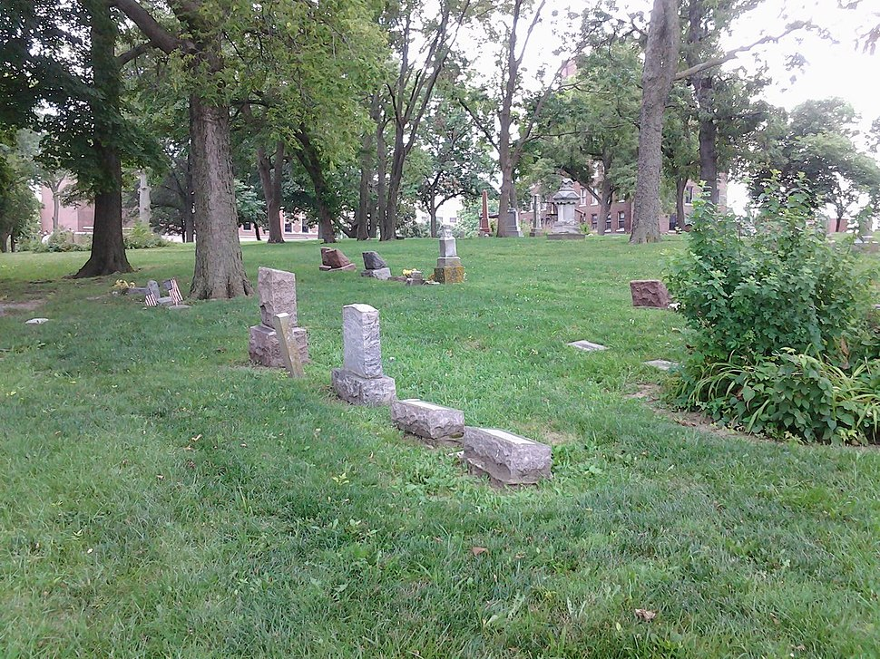 Huron Cemetery 1 - Kansas City, KS - July 2015