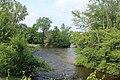 Huron River in Hudson Mills Metropark, Dexter Township, Michigan 2.JPG