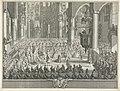 Huwelijk van Karel Christiaan van Nassau-Weilburg met prinses Carolina, 1760, RP-P-1927-266.jpg