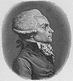 Cult of the Supreme Being - Maximilien Robespierre (1758 – 1794)