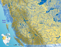 Hydrographic Network of West Canada.png