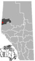 Hythe-Alberta Location.png