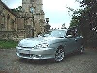 Hyundai Tiburon Wikipedia