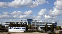 アラバマ州-大規模雇用者-Hyundai Motor Manufacturing Alabama Highsmith 01