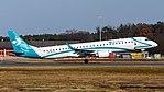 I-ADJM Air Dolomiti E195 (40466491854).jpg