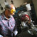 IAM RESAP engineer lathe micro-hydro turbine.jpg
