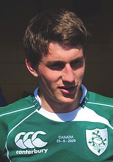 Ian Keatley Irish rugby union player