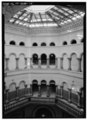 INTERIOR, COURT - New York County Courthouse, 52 Chambers Street, New York, New York County, NY HABS NY,31-NEYO,116-15.tif