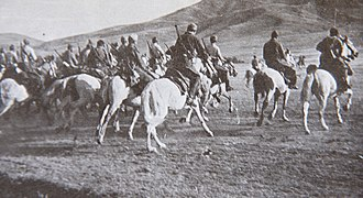 Greek People's Liberation Army - Cavalry