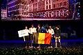 IPhO-2019 07-07 opening team Belgium.jpg