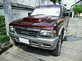 ISUZU, SUV Wine Red Color, (Thai Rung Adventure 2.5) Front,.jpg