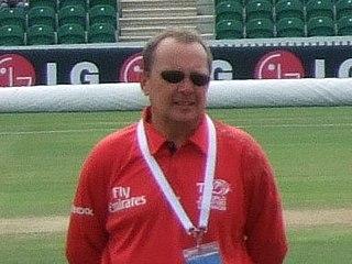 Ian Gould Cricket umpire