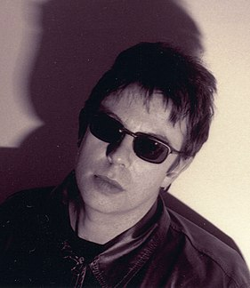 Ian McCulloch (singer) singer, musician