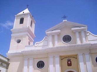 Maipú, Mendoza - Image: Iglesia La Merced