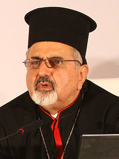 Ignatius Joseph III Yonan Syrian-Catholic Patriarch