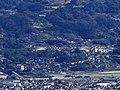 Iida City Shimohisakata Elementary School and Suijin Bridge.jpg
