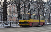 Ikarus 280 in service for MPK Wroclaw.jpg