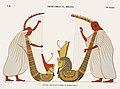 Illustration from Monuments de l'Egypte de la Nubie by Jean-François Champollion, digitally enhanced by rawpixel-com 52.jpg