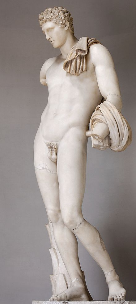 Hermes Museo Pio Clementino Wikiwand