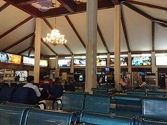 Ahmad Yani International Airport - Image: Imaj hoho 649