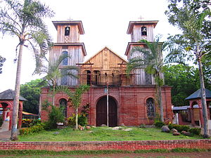Jasaan, Misamis Oriental - Immaculate Conception Church