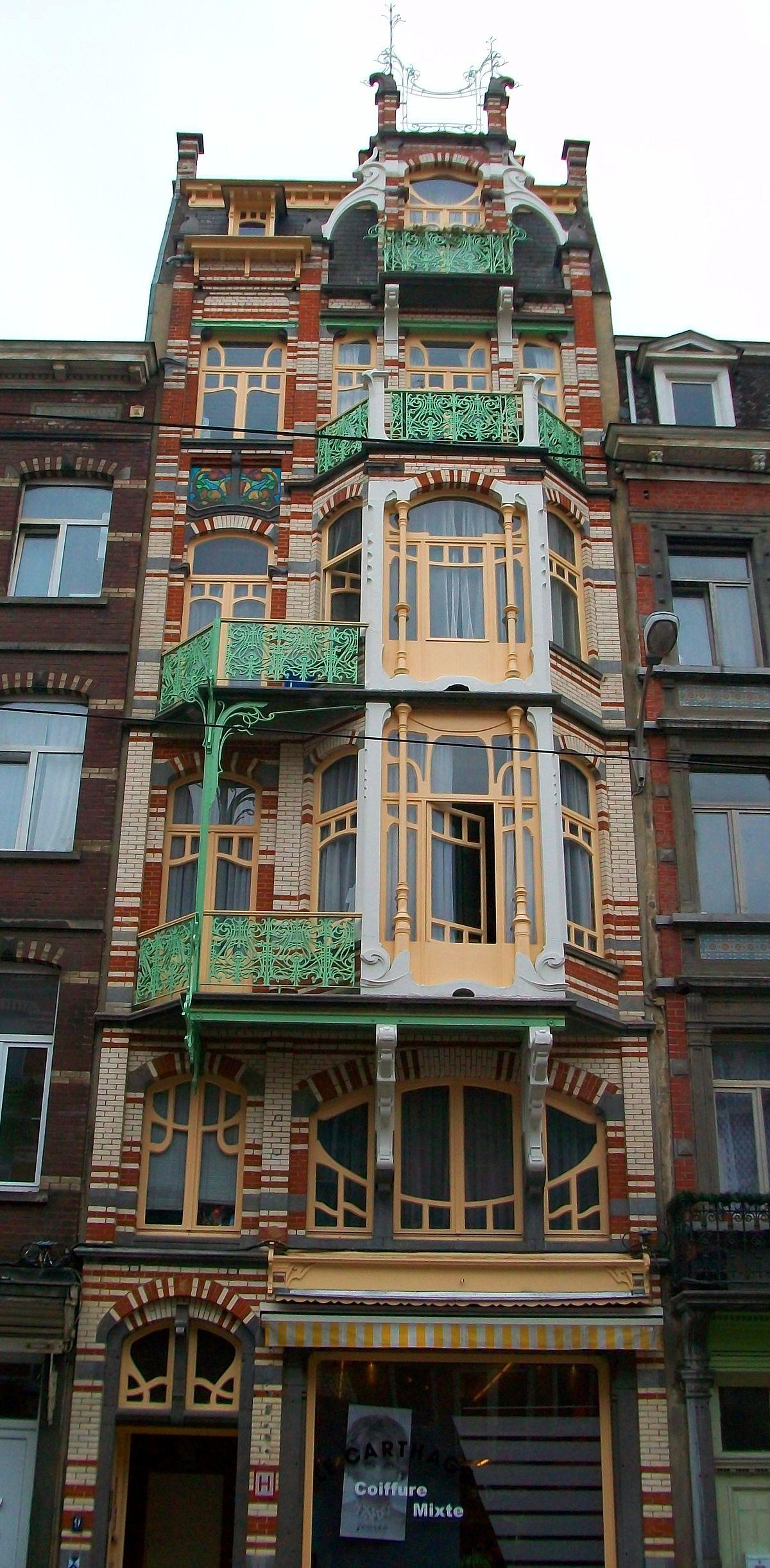 immeuble de beck  u2014 wikip u00e9dia