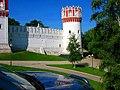 In God we trust ^ Новодевичий монастырь. Moscow, Russia. - panoramio - Oleg Yu.Novikov (10).jpg