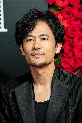 "Goro Inagaki - Image: Inagaki Goro from ""Another World"" at Opening Ceremony of the Tokyo International Film Festival 2018 (30678371607)"