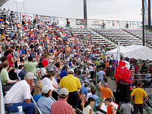 Independence Party of Minnesota - Independence Party of Minnesota's 2006 convention at Midway Stadium.