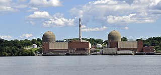 Indian Point Energy Center nuclear power plant