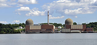 Thorium - The Indian Point Energy Center (Buchanan, New York, United States), home of the world's first thorium reactor