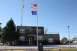 Indiana State Police - Indiana State Police Post 34, Jasper, Indiana