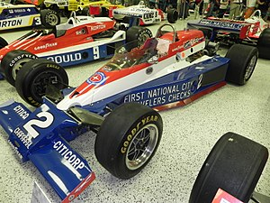1978 Indianapolis 500 - Image: Indy 500winningcar 1978
