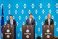 Informal meeting of economic and financial affairs ministers (ECOFIN). Press conference (36444474113).jpg